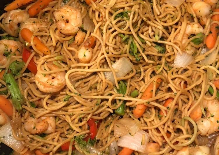 Image Result For Receta Para Hacer El Espagueti Chino