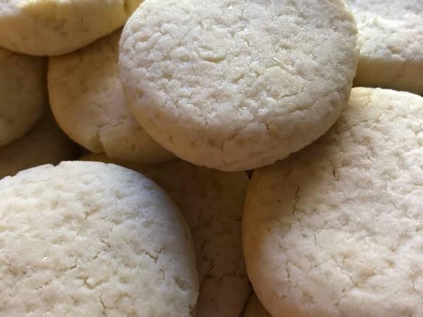 Galletitas de limón aptas celiacos, tiernas, fáciles y sin TACC