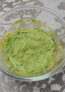 """Hummus"" de guisantes vegano"