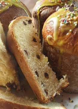 Pan dulce navideño fácil, rápido y esponjoso
