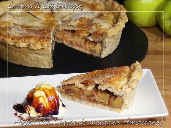 Apple Pie (Tarta de manzana Americana)
