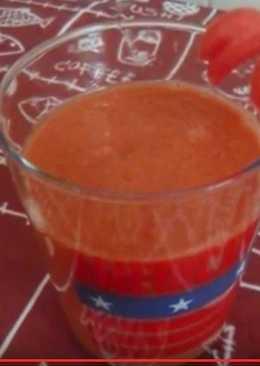 Gazpacho con sandía