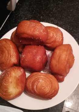 Pan chino en la panificadora y modo tradicional