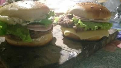 Pan de hamburguesa casero 😋