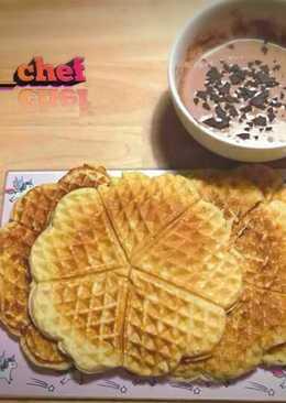 Galletas wafles(Alemanas)