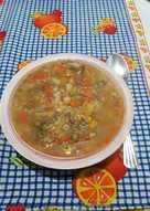 Sopa de Verduras Raquelita