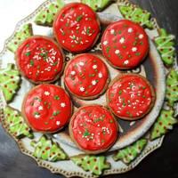 Lebkuchen (clásicas galletas de jengibre Alemanas)