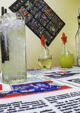 Cóctel con ginebra | Gin fizz