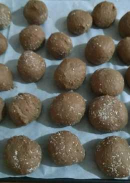 Bolitas de avena y cacao APLV