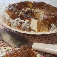 """Torta pobre de manzana """"San Cayetano"""" 🍏🍏"""