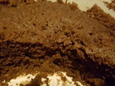 Torta de chocolate microondas