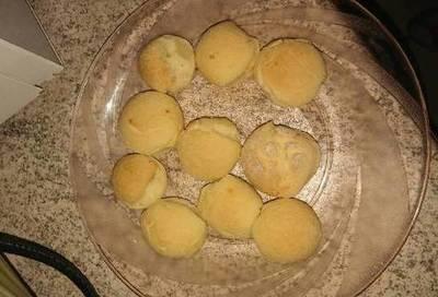 Pancitos de queso