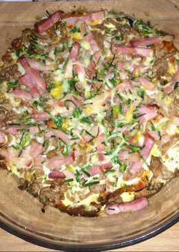 Setas con sabor pizza