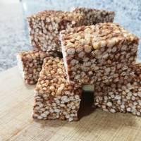 Barritas de Quinoa y Chocolate