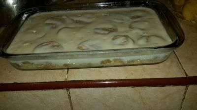 Pay de limón con galletas maría
