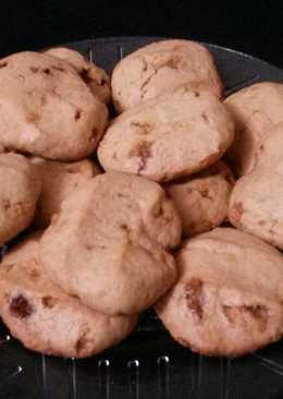 Galletitas de azúcar mascabo y coco