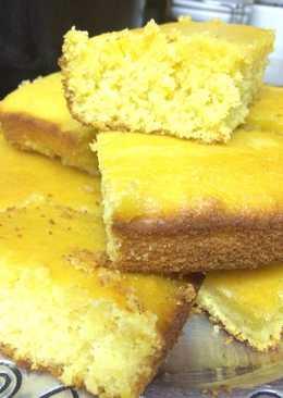 Pan de Elote (Corn Bread)