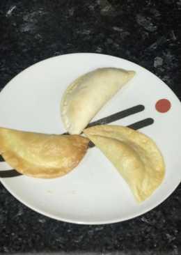 Empanadillas de micuit de pato