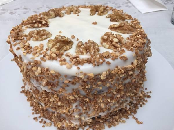 Tarta de zanahoria thermomix - la mejor carrot cake!!