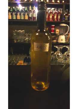 Cocktail: Sirope de Anís