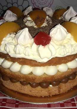 "Torta desnuda ""Ideal principiantes"""