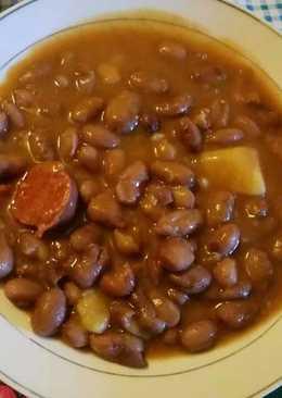 Judias pintas en olla express 18 recetas caseras cookpad - Judias pintas con manitas ...