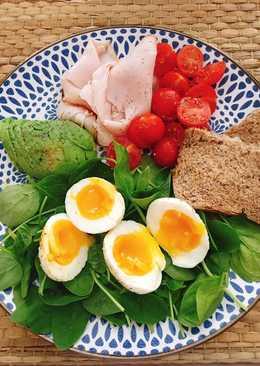 Desayuno de domingo☀️☕️