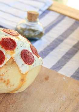 Pizza esférica