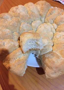 Pan casero de mi Abuela María