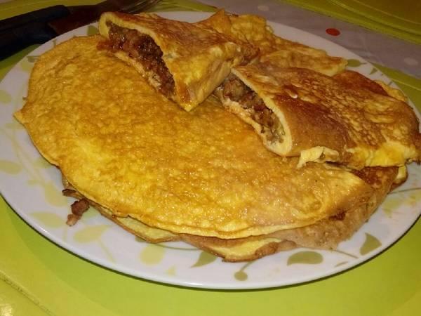 Omelette criolloo 🍳