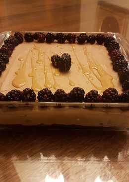 Cheesecake de Baileys SIN HORNO