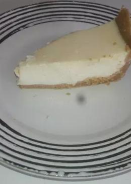 Pay de queso frío
