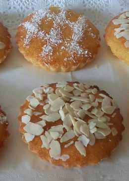 Basbusa, postre fácil, rico y rápido /comida de Marruecos