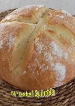 Pan sin agua ni lactosa