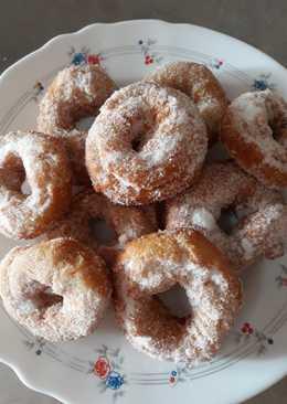 Rosquillas fritas(tía Rafi)