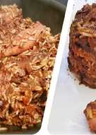 Arroz Basmati frito con Calamarcitos y Verduras
