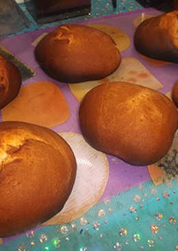 Panes chilenos