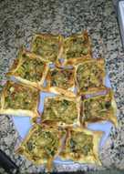 Canastitas de zapallitos Mi especialidad!!