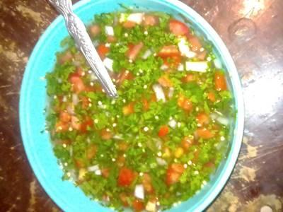 Delicioso Chile chiltepe a lo chapin
