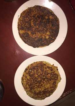 Tortilla de avena