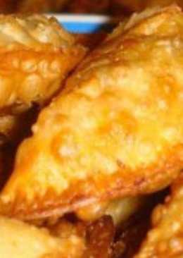Empanadillas 3 quesos
