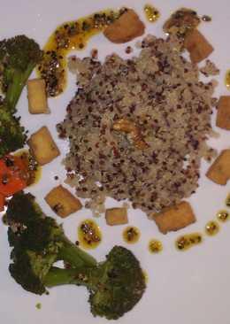 Bio Ensalada templada de quinoa