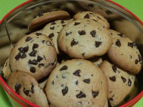 Cookies con thermomix