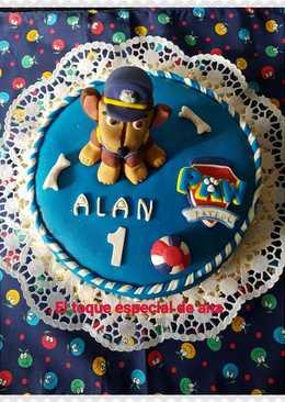 Tarta de Alan