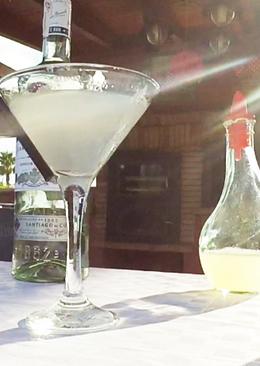 Cóctel de limón | Daiquiri