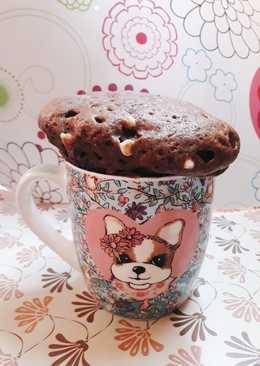 Brownie en taza 2' preparado por Lucia 👧🏻