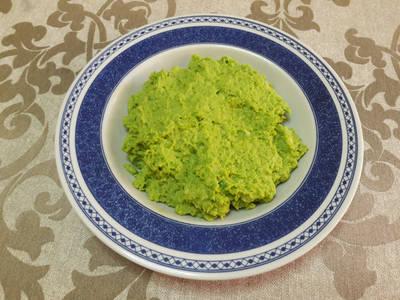Puré verde vegano  🥑