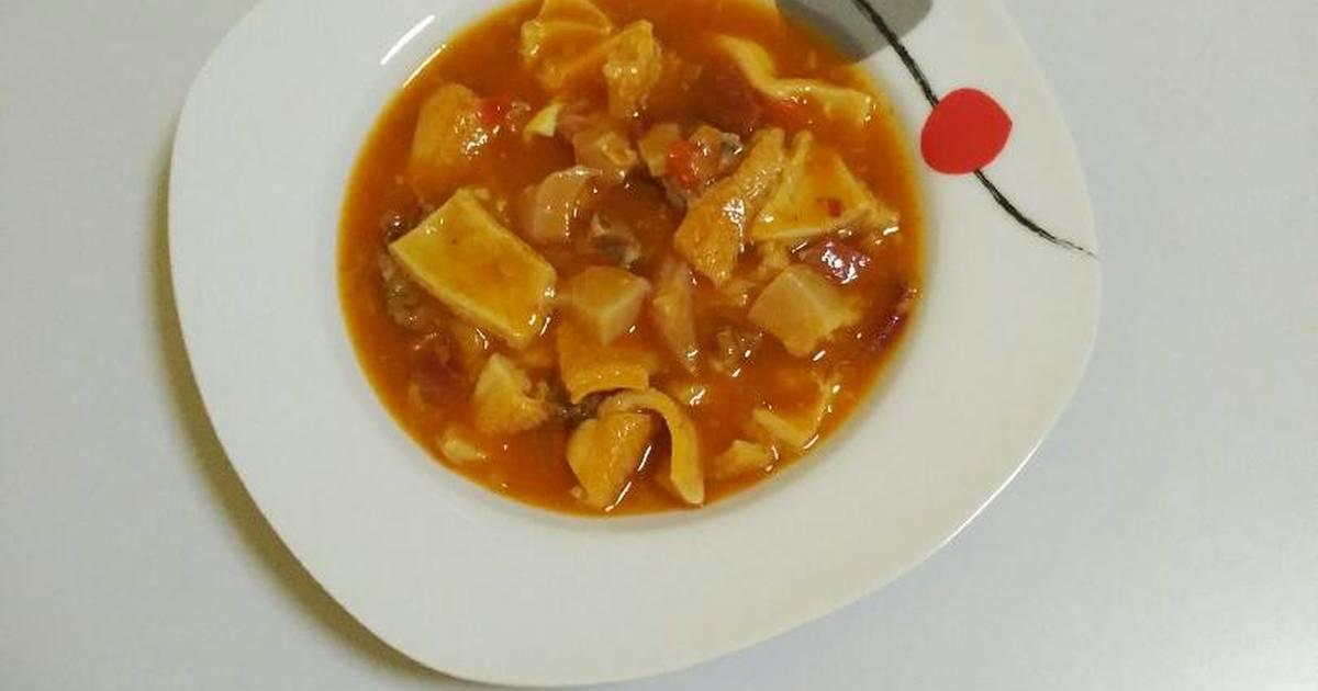 Callos en olla express 61 recetas caseras cookpad - Garbanzos olla express ...