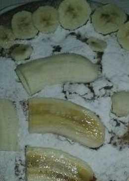 Bizcocho de plátano y miel 😉