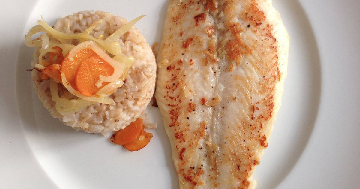 Pescado a la plancha receta de las recetas de bibi cookpad for Como cocinar salmon plancha